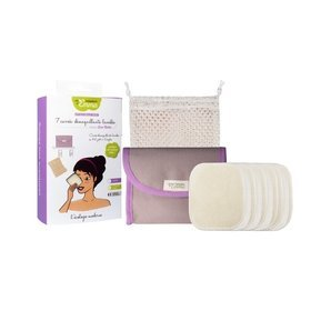Kit Eco belle mini, cotons lavables